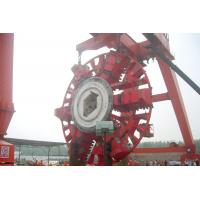 China Gantry Crane for Shield Tunneling Machine  Lifting capacity: 400t, 100t, 130t, 100+100t Span: 18~36m wholesale