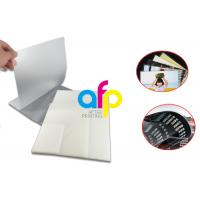 Quality Transparent Pouch Laminating Film Sheets For Picture / ID Card Protection for sale