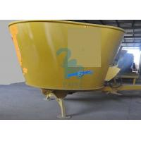 Quality 2115kgs Stationary Type TMR Ruminant Animals' Feed Mixer Machine For Cattle for sale