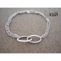 China fashion bracelet sterling sivler bracelet W-VK540 wholesale