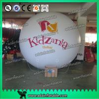 China Inflatable Helium Balloons Golden Round , Blank Sphere Ball , Cartoon Character wholesale