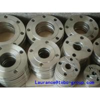 China ASTM A182 F51 Duplex2205 S31803 forgings rings discs parts Rolled Alloy-Steel Pipe Flanges on sale