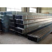 China SS400 H Beam Steel For Construction 298 * 149 * 5.5 * 8mm Dimension wholesale