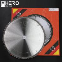 China Non Ferrous Carbide Circular Saw Blade , Metal Table Saw Blade High Performance wholesale