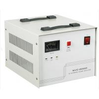 China SVC Single Phase Automatic Voltage Regulator on sale