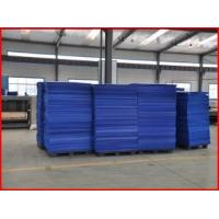 China Color Water Resistant Corrugated Plastic Board , Recyclable 4mm Corrugated Plastic Sheets on sale