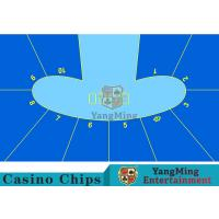 China Anti - Slippery Roulette Wheel Layout / Craps Board Layout With Smooth Surface wholesale