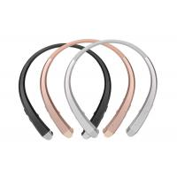 China Noise Cancelling In Ear Neckband Headphones For Iphone / Android Cellphones wholesale