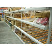 Buy cheap Warehouse industrial carton live storage racks from wholesalers