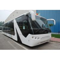 China Durable Airport Passenger Bus Xinfa Airport Equipment With Adjustable Seats wholesale