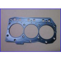 China Blown Engine Block Gasket , Yanmar 3TN82 Car Cylinder Head Gasket 119812 - 01330 wholesale