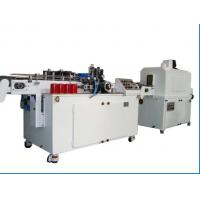 China PLC Program Control Auto Two Colors PAD Printing Machine With 4 Wheel on sale