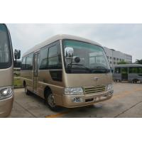 China 6 M Length Rural Toyota Coaster Rosa Minibus 5500kg Weight Wheel Base 3300mm wholesale