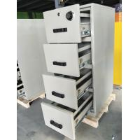 China Safety Fire Rated File Cabinets With Separately Mechanical Lock For Laboratory wholesale