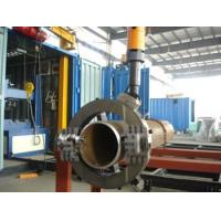 China Movable Orbit-type Pipe Cutting & Beveling Machine wholesale