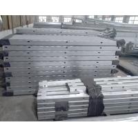 Buy cheap High Reliable Temporary Steel Pedestrian Q345B Prefabricated Steel Material from wholesalers