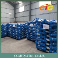 China POVC Certification PP PE Tarpaulin Rolled Packing or By Pieces Kenya wholesale
