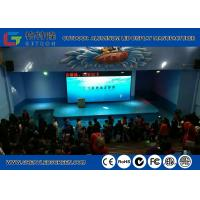 China Large GM6 Sport Led Display Panel PH 8mm With Gapless Connection wholesale