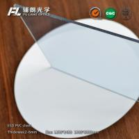 High Performance 8mm Clear Acrylic Sheet Anti Static Coating For Clean Equipment