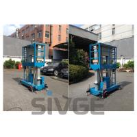 China Outdoor Hydraulic Aerial Work Platform 14 Meter Height For Window Cleaning wholesale