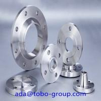 China ANSI B16.5 F 304 304L Forged Steel Flanges RF BL Flange ASTM A 182 A 240 wholesale