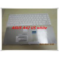 China Laptop Keyboard for Asus A42/K42j/X42/UL30/UL80/X43j/K43/N82j/X43/K42 Us Version wholesale