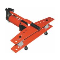 China Portable Electric Hydraulic Pipe Bender , High Power Manual Bar Bender on sale
