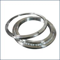 China High Precision Cross Roller Bearing , Industrial Turntable Bearings For Clean Rooms on sale
