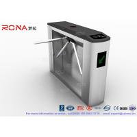 China RFID Card Reader Tripod Turnstile Gate , Entrance Turnstile Access Control wholesale
