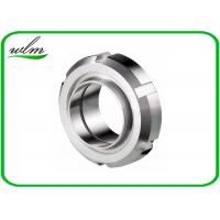 China ISO2853 Sanitary Union Couplings Set Stainless Steel Sanitary Pipe Fittings wholesale