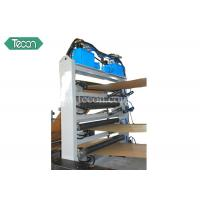 China Full Automatic Paper Sack Machine High Speed With PLC Control Panel wholesale