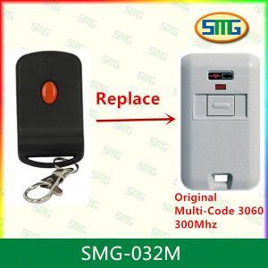 China Multi Code Linear Garage Door Opener Remote 300Mhz on sale