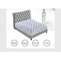 China King Queen Size Spring Hotel Bed Mattress Comfortable With Memory Foam High Standard wholesale