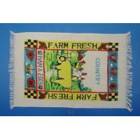 China 100% Cotton Printed Kitchen Towels wholesale