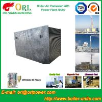 Buy cheap 80 Ton Gas Boiler Air Preheater In Thermal Power Plant , AirPre Heater from wholesalers