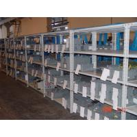 China Industrial Warehouse Goods metal long span shelving system wholesale