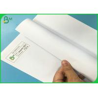 China FSC Certified Uncoated Woodfree Paper , 45gram To 80 Gram Offset Printing Paper Newspaper Sheet wholesale