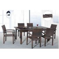 China Outdoor furniture dinning table-9111 wholesale