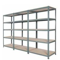 China 5 Tiers Metal Long Span Bulk Storage Shelving For Pharmacy Industry wholesale
