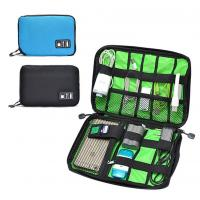 China Digital Cable Organizer Travel Storage Bags Size  Customized With Zipper wholesale