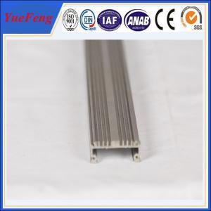 China aluminum extruded led heat sink design, heat sink for led wholesale