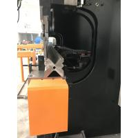 Quality 7.5kw 2500mm Multi-Axis CNC Hydraulic Press Brake 100t For Steel Tower / Truck for sale