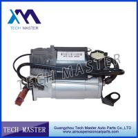 China Audi Car Parts Air Suspension Compressor For Audi A6 C6 Air Ride System wholesale