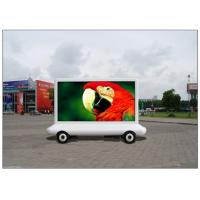 China 8000nits Brightness Truck Advertising Taxi LED Display 10000 pixels with Multimedia Control System wholesale
