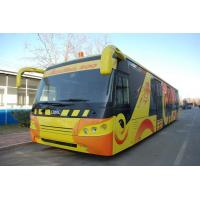 China Airport Transfer Bus Diesel Engine Bus With 02 nr Driver Cabin Door A5300 wholesale
