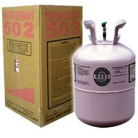 Quality R502 Mixed Refrigerant Gas Low temperature  30 lb replacement for sale