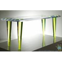 China acrylic center table design wholesale