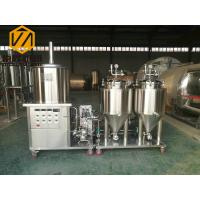 China German Style Stainless Steel Brewing Systems Centrifugal Wort Pump For Home / Bar wholesale