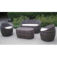 China wicker beach sofa collection-10001 wholesale