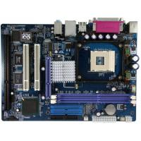China Intel 845GV ATX Motherboard with One ISA Slot wholesale